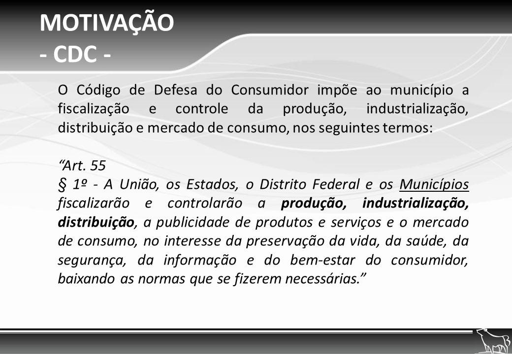Legislação que precedeu o SIM - Lei 1.282 de 1950 – Obrigatoriedade da Inspeção - Decreto 30.691 de 1952 – RIISPOA - Constituição da República Federativa do Brasil de 1988 - Lei 7.889 de 1989 – Inspeção estadual e municipal