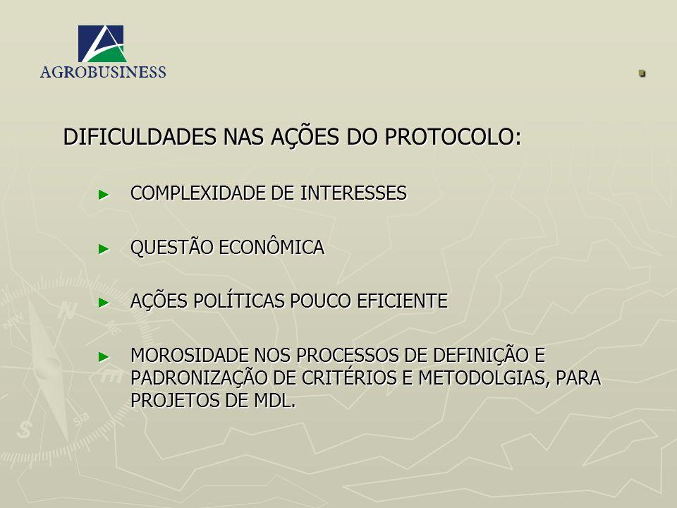 EXEMPLO DE COMERCIALIZAÇÃO DE CRÉDITOS VIA BM&F.
