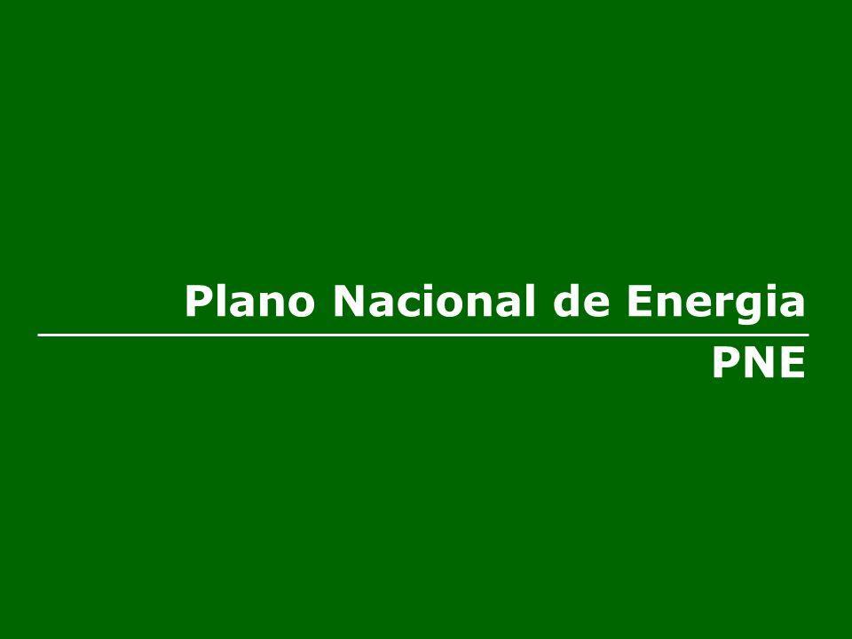 Plano Nacional de Energia PNE