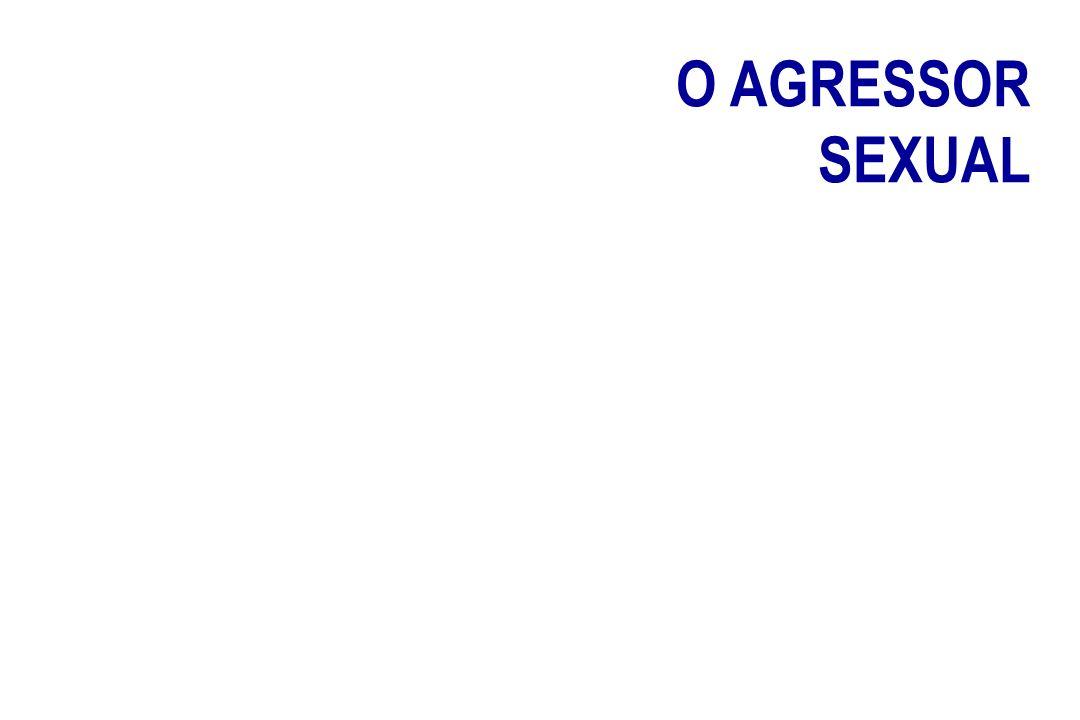 O AGRESSOR SEXUAL