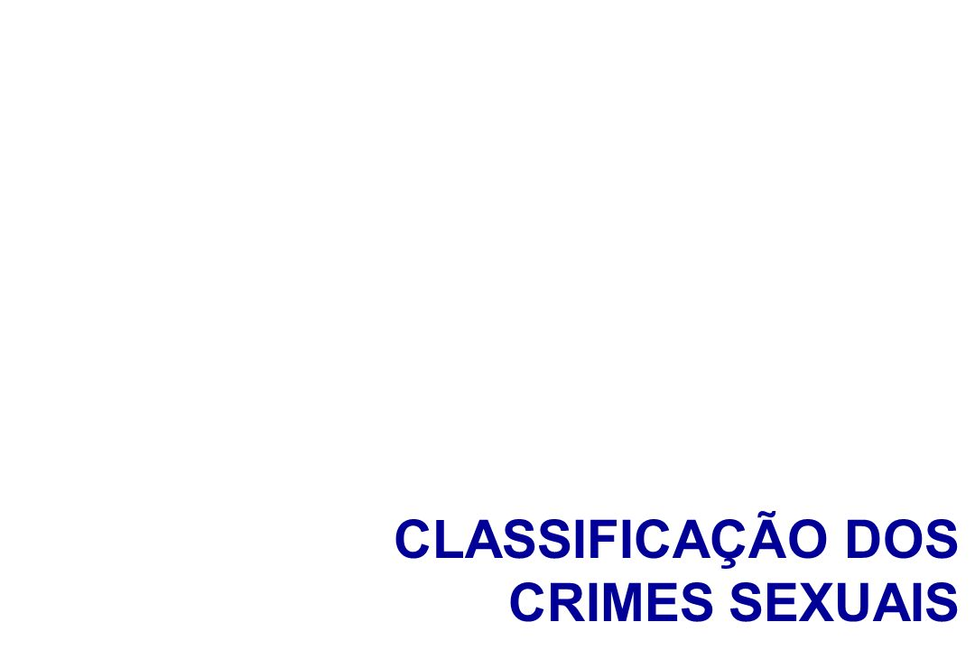 Lesão genital Violência sexual - criança