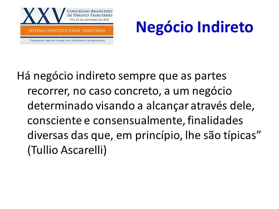 Propósito negocial Caso Gregory Vs.
