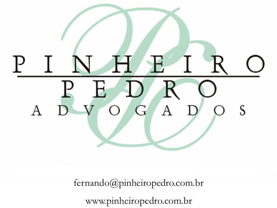 fernando@pinheiropedro.com.br www.pinheiropedro.com.br