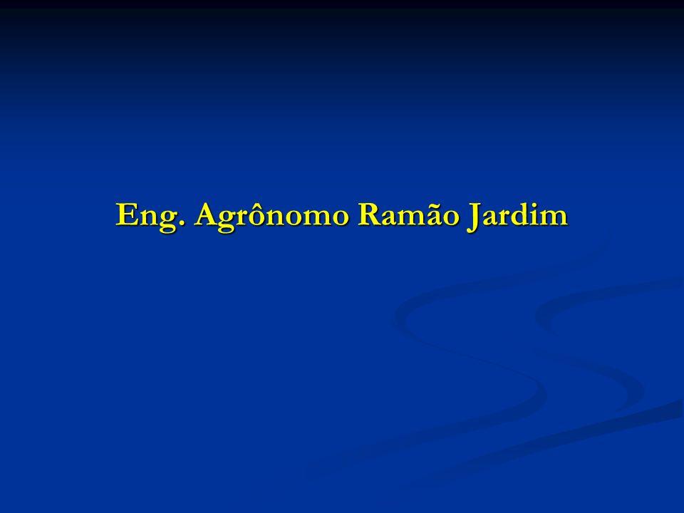 Eng. Agrônomo Ramão Jardim