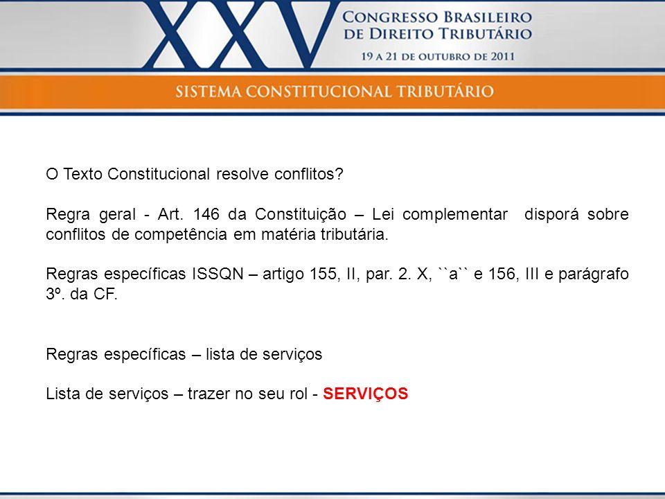 Serviços (obrigação de fazer) Produtos industrializados (obrigação de dar)