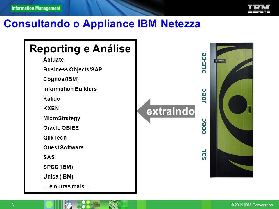 © 2011 IBM Corporation 37 Analysis Summary: Oracle Exadata Database Machine Exadata is Limited in the Processing It Does.