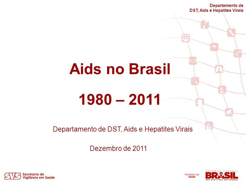 Número estimado de adultos e crianças infectados pelo HIV 2011 Western & Central Europe 30 000 [21 000 – 40 000] Middle East & North Africa 39 000 [29 000 – 60 000] Sub-Saharan Africa 1.7 million [1.6 million – 1.9 million] Eastern Europe & Central Asia 170 000 [110 000 – 220 000] South & South-East Asia 300 000 [220 000 – 340 000] Oceania2900 [2200 – 3800] North America 58 000 [21 000 – 130 000] Latin America 86 000 [52 000 – 140 000] East Asia 89 000 [44 000 – 170 000] Caribbean 13 000 [9700 – 16 000] Total: 2,5 milhões [2,2 – 2,8]