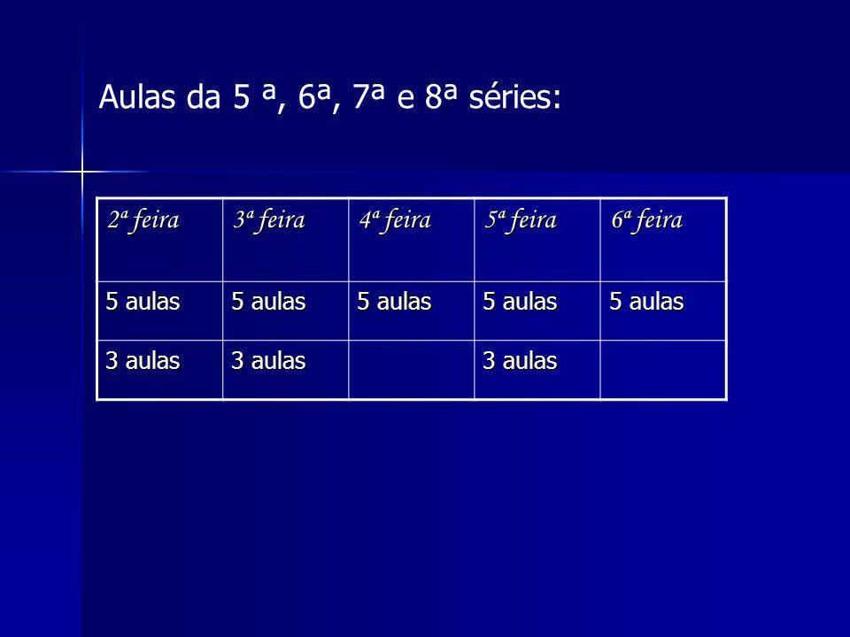 9ª série 10ª série 11ª série Matéria L.Portuguesa e Lit.