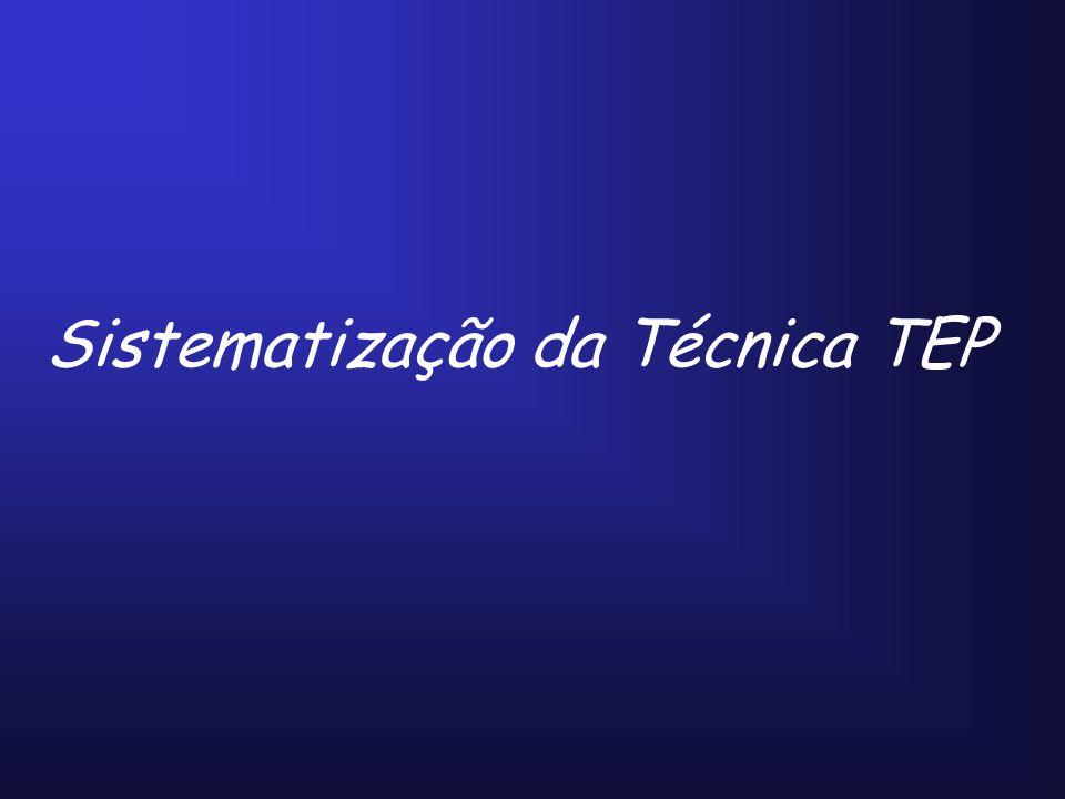 Sistematização da Técnica TEP
