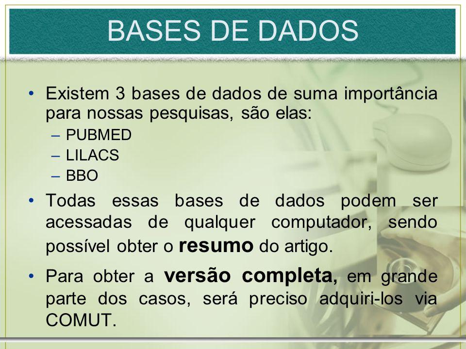 CONCEITUAÇÃO Base de Dados: Conjunto de dados inter- relacionados, organizados de forma a permitir a recuperação da informação armazenada.