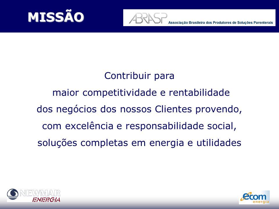 Fundada em 1996 ~200 Termogeradores instalados Gestão Energética Integrada Centros Empresariais Hotéis, Resorts Shoppings Indústria Projetos de Geração Distribuída 12.3 MW Escritórios Comerciais e Administrativos Rio de Janeiro e São Paulo