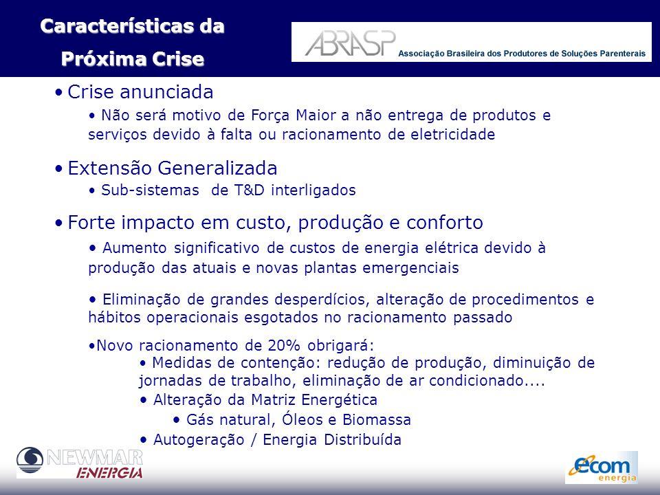 QUE CENÁRIO ENERGÉTICO ESPERAR.