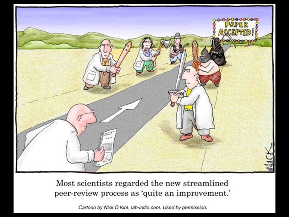 ...uma redação científica descuidada indica um pensamento também descuidado e ambos são desastrosos para a pesquisa e para a divulgação da mesma.