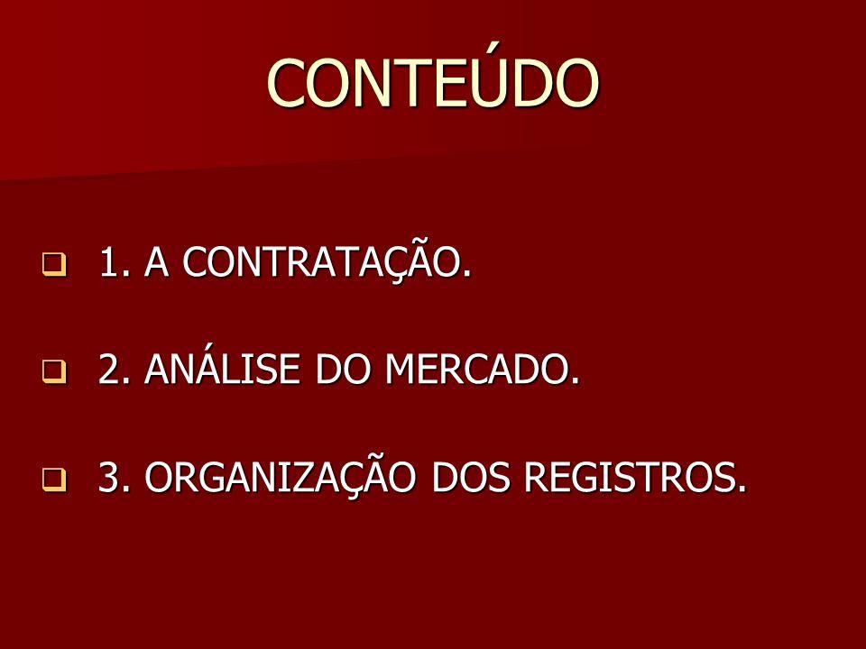A.PREPARAÇÃO DO CONTRATO. B. ASSINATURA DO CONTRATO.