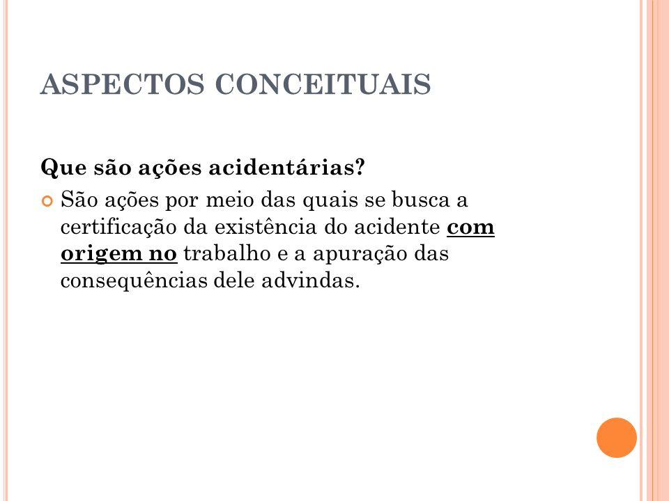A UXÍLIO - ACIDENTE Art.86.