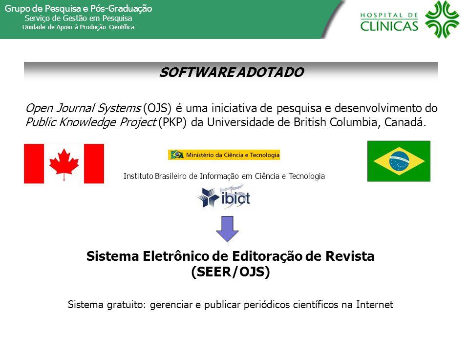 Volume 30/3 – setembro 2010 DEZ ANOS DO CURSO DE NUTRIÇÃO Editorial Prof.