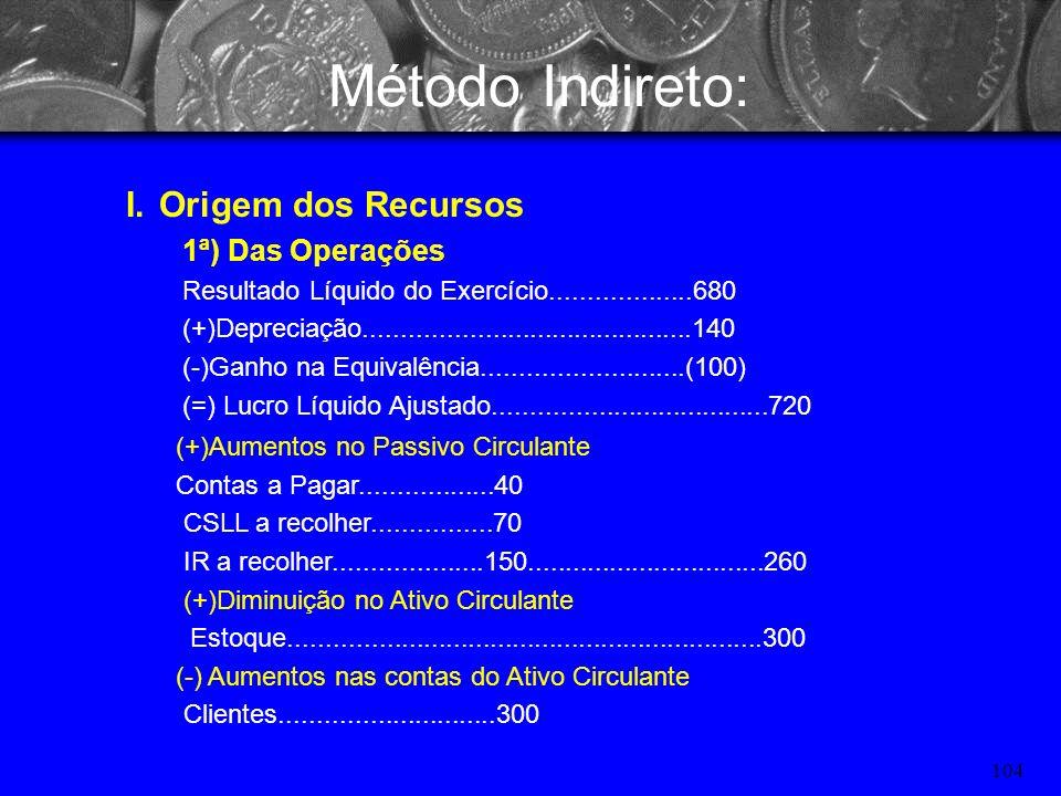 103 Exemplo: D R E