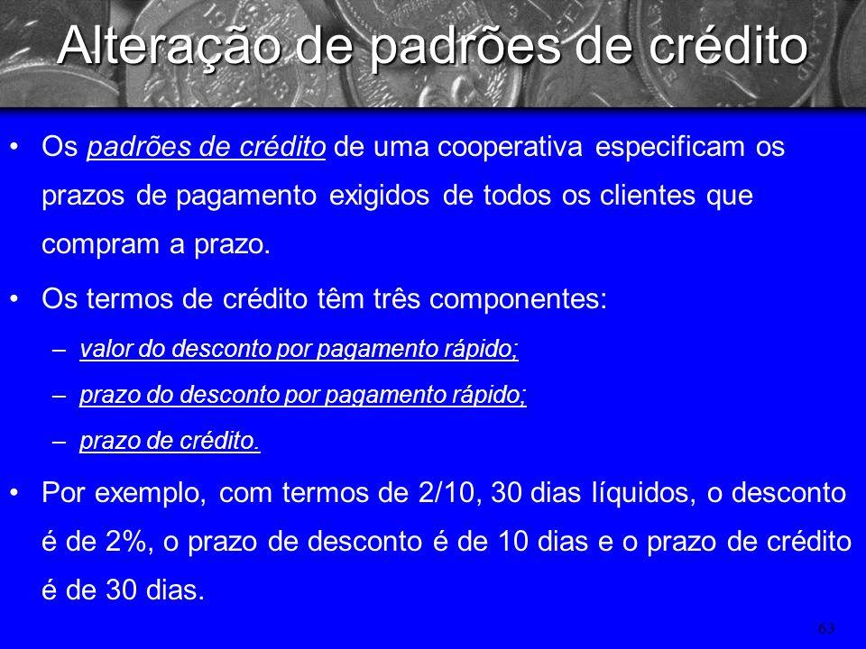 62 Exemplo da Cooperativa Lucro líquido com a implantação do plano proposto