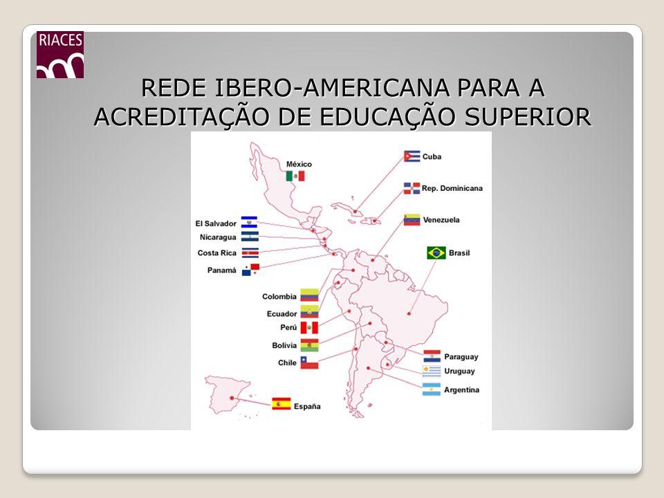 REDE IBERO-AMERICANA PARA A ACREDITAÇÃO DE EDUCAÇÃO SUPERIOR