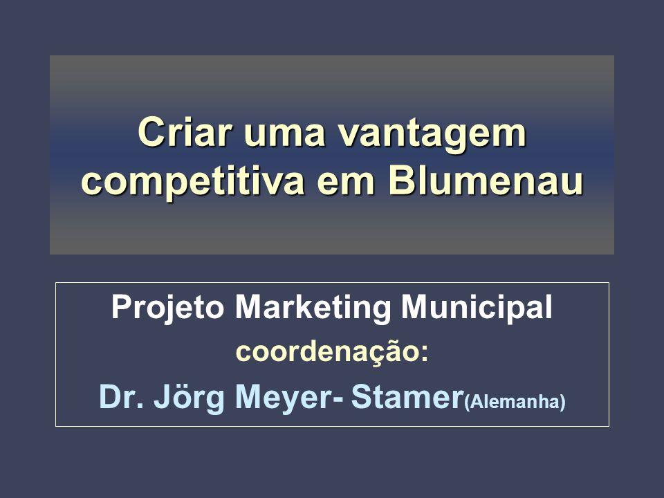 52 Este documento foi elaborado por Jairo Aldo da Silva (Fundação Empreender) Jörg Meyer-Stamer (Fundação Empreender) Pedro Paulo Wilhelm (Fundação F.