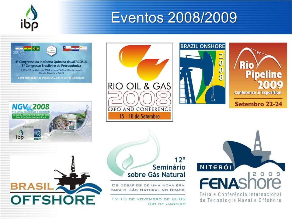 Eventos 2008/2009