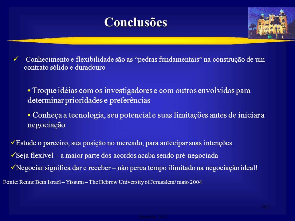 101 Entenda as diferenças culturais Regras de ouro para um licenciamento de sucesso Regras de ouro para um licenciamento de sucesso Fonte: Renne Bem I