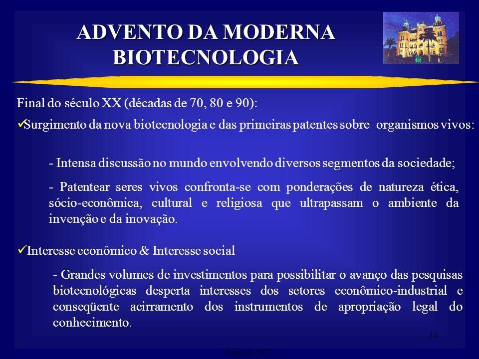 33 Principais sites de busca de patentes www.inpi.gov.br - Instituto Nacional da Propriedade Industrial - INPI www.inpi.gov.br www.pctgazette.wipo.int