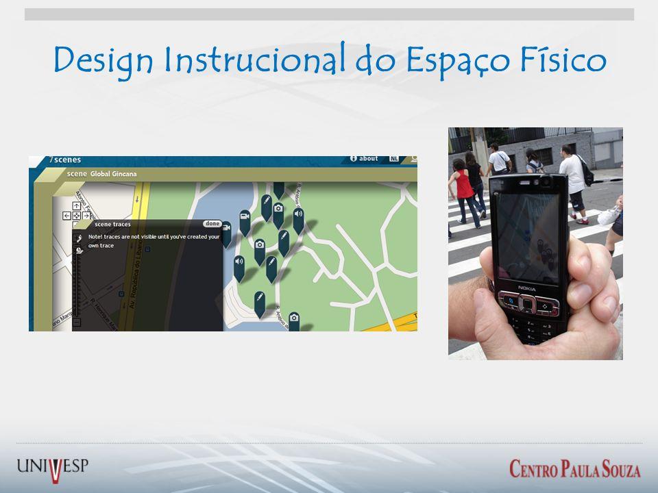 Design Instrucional do Espaço Físico
