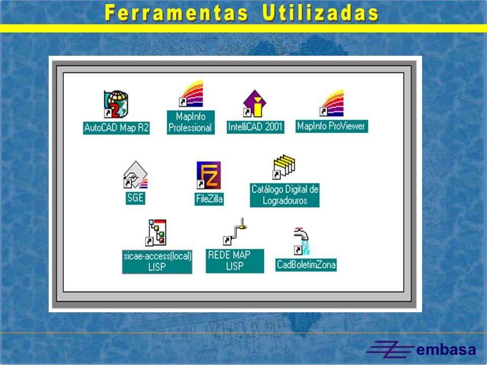 embasa Redes : Água,Esgoto,Telefonia,TV