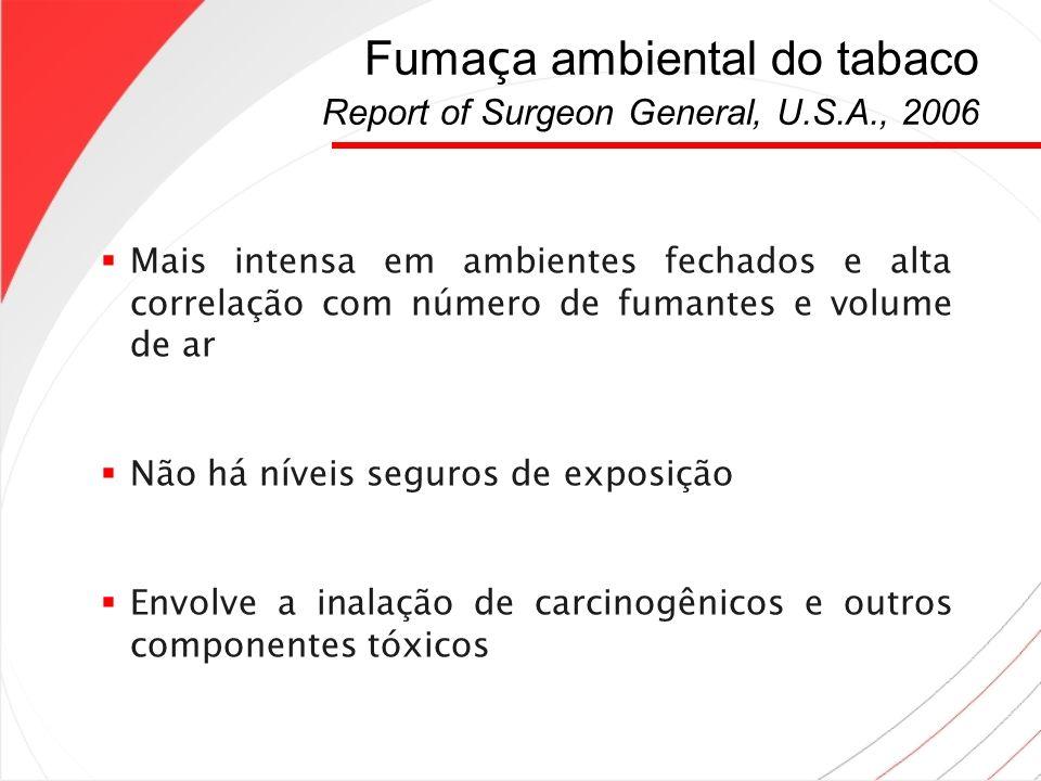Conclusões Os resultados demonstraram que: Os custos médico-hospitalares com os fumantes passivos que morreram em decorrência de DIC, AVC e Câncer de Pulmão em 2003 foram de 20 milhões de reais.