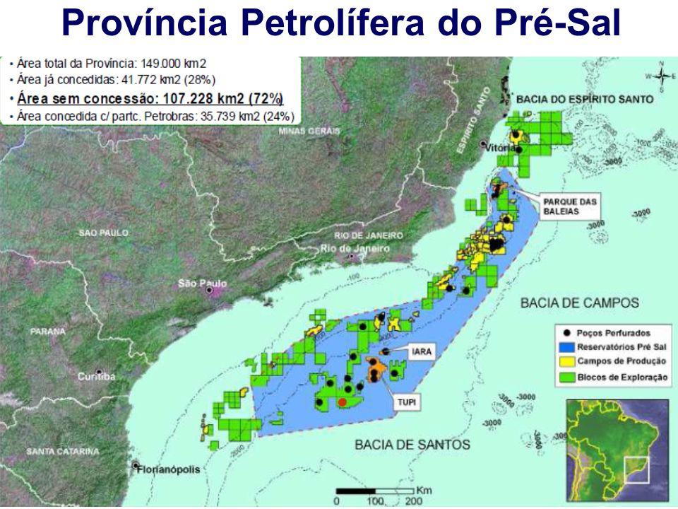 Iara Dadas as informações que temos hoje, achamos que, provavelmente, em Tupi estaremos contidos dentro do bloco, e em Iara, provavelmente estaremos fora do bloco, afirmou o Presidente da PETROBRAS José Sergio Gabrielli (Rio Oil & Gas, setembro/2008) O Diretor-Geral da ANP, Haroldo Lima, informou ontem, logo depois da cerimônia de lançamento do marco regulatório do pré-sal (agosto/2009), que o poço de Iara reserva para o Brasil uma surpresa muito positiva, com imenso potencial petrolífero (O Estado de S.