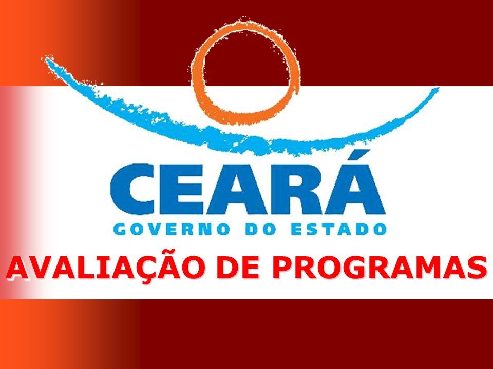 MARCO LEGAL - LEI Nº 13.423 AVALIAÇÃO DE PROGRAMAS