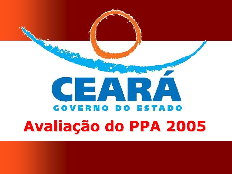 Avaliação do PPA 2005