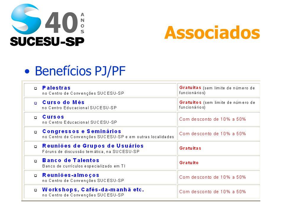 Associados Benefícios PJ/PF