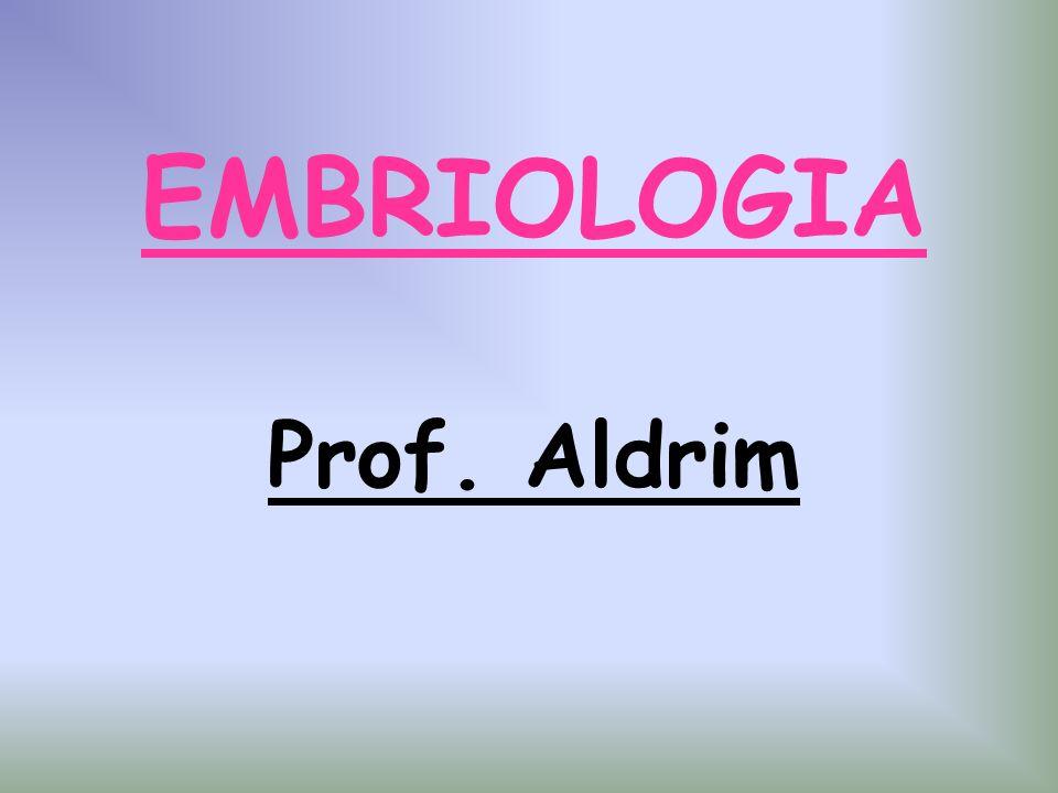 EMBRIOLOGIA Prof. Aldrim