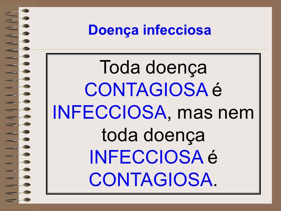 Doença Não-infecciosa Exposição reiterada e intermitente – ao fator de risco durante algum tempo.