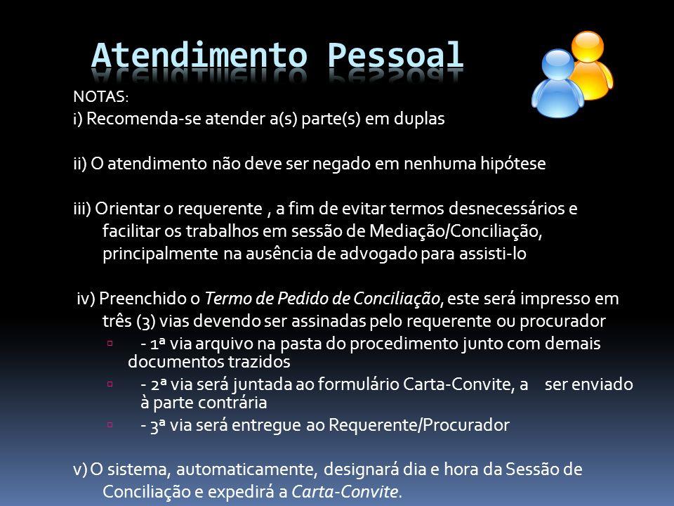 O formulário eletrônico Termo de Pedido de Mediação/Conciliação encontra-se disponível na Internet, no link http://www.tjpe.jus.br/concilia/Queixa.asphttp://www.tjpe.jus.br/concilia/Queixa.asp O próprio interessado preenchê-lo.