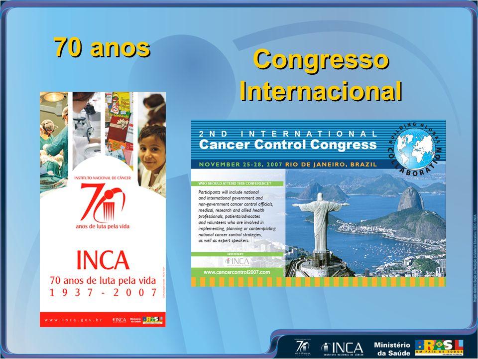 70 anos Congresso Internacional