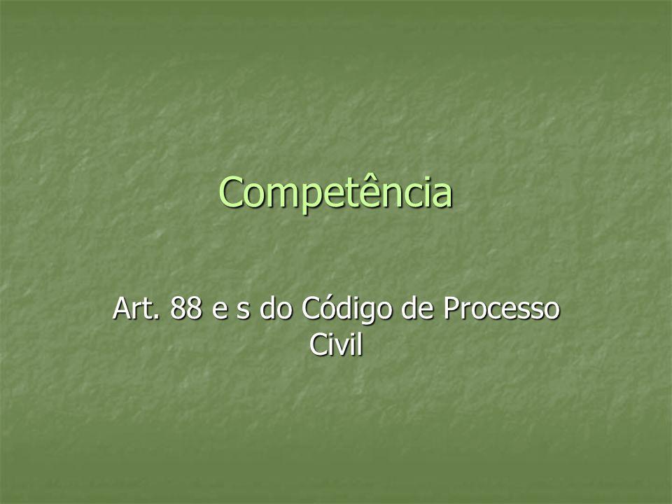 Jurisdição e competência - JURISDIÇÃO: - JURISDIÇÃO: - COMPETÊNCIA: - COMPETÊNCIA: