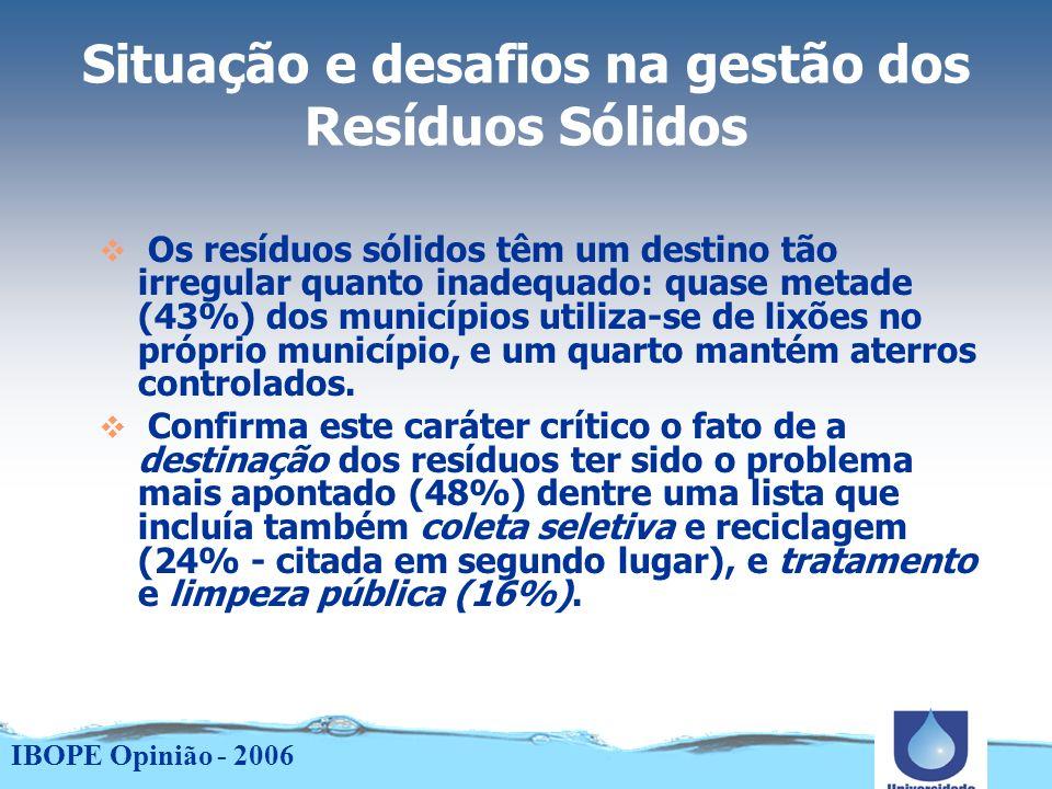 Missão da Uniagua A Universidade da Água, www.uniagua.org.br é uma Organização não Governamental, com sede em São Paulo, fundada em setembro de 1998, por iniciativa de um grupo de cidadãos liderados por Franco Montoro, com a missão de defender os biomas aquáticos essenciais à vida no planeta.