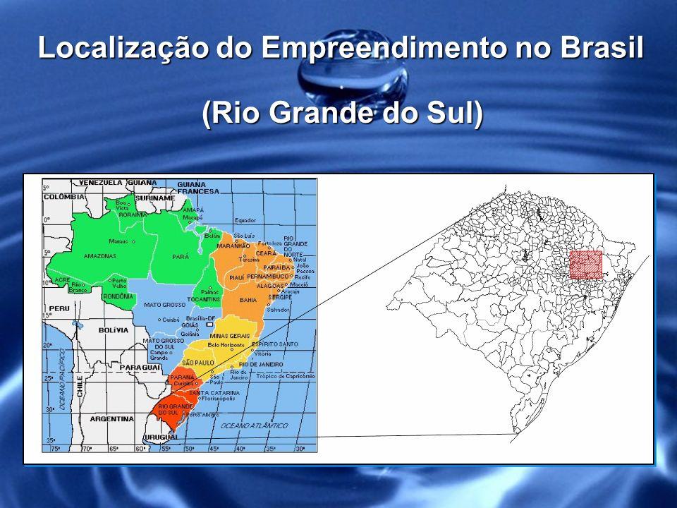 Serra Gaúcha (Serra Gaúcha) Localização do Empreendimento na Região Local do Empreendimento