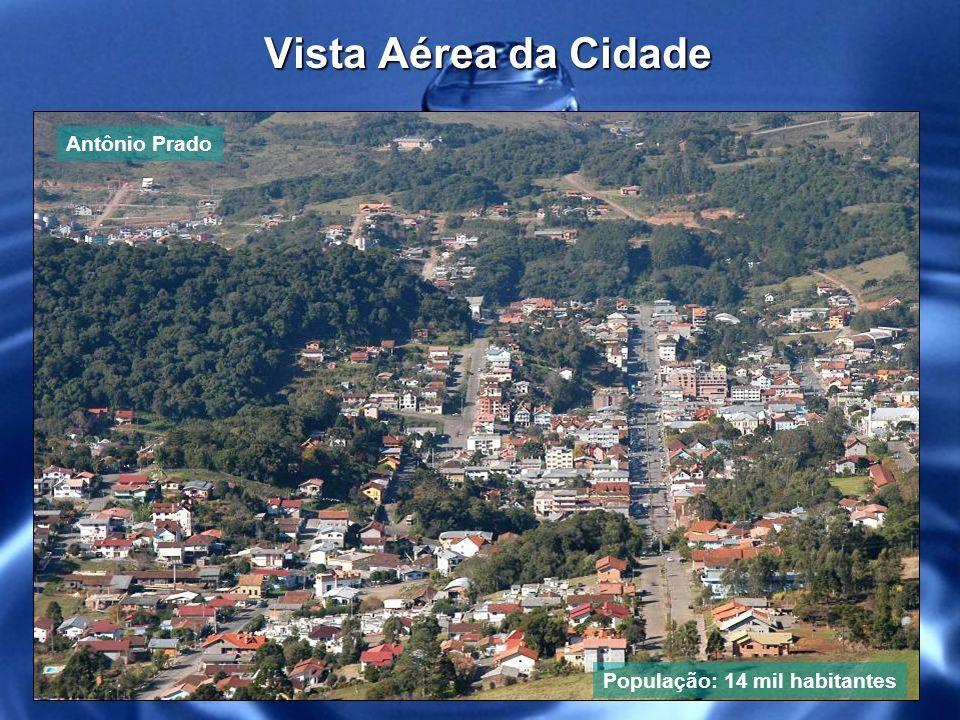 Vista Aérea da Região Rio das Antas