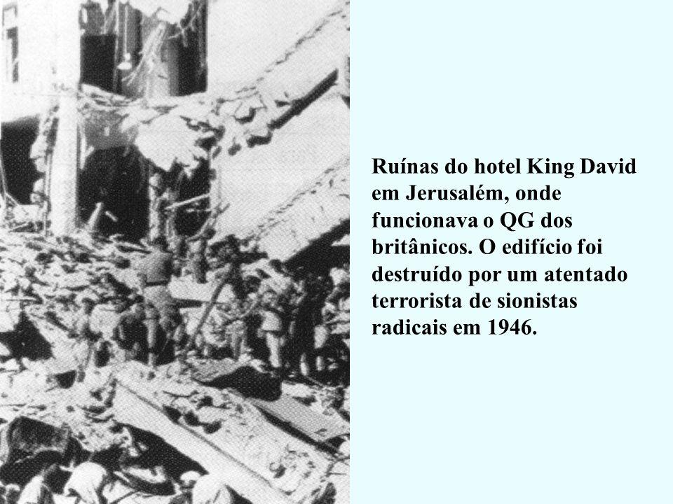 Jaffa, 1933 policiais ingleses reprimem manifestações de nacionalistas árabes contra presença de judeus na Palestina