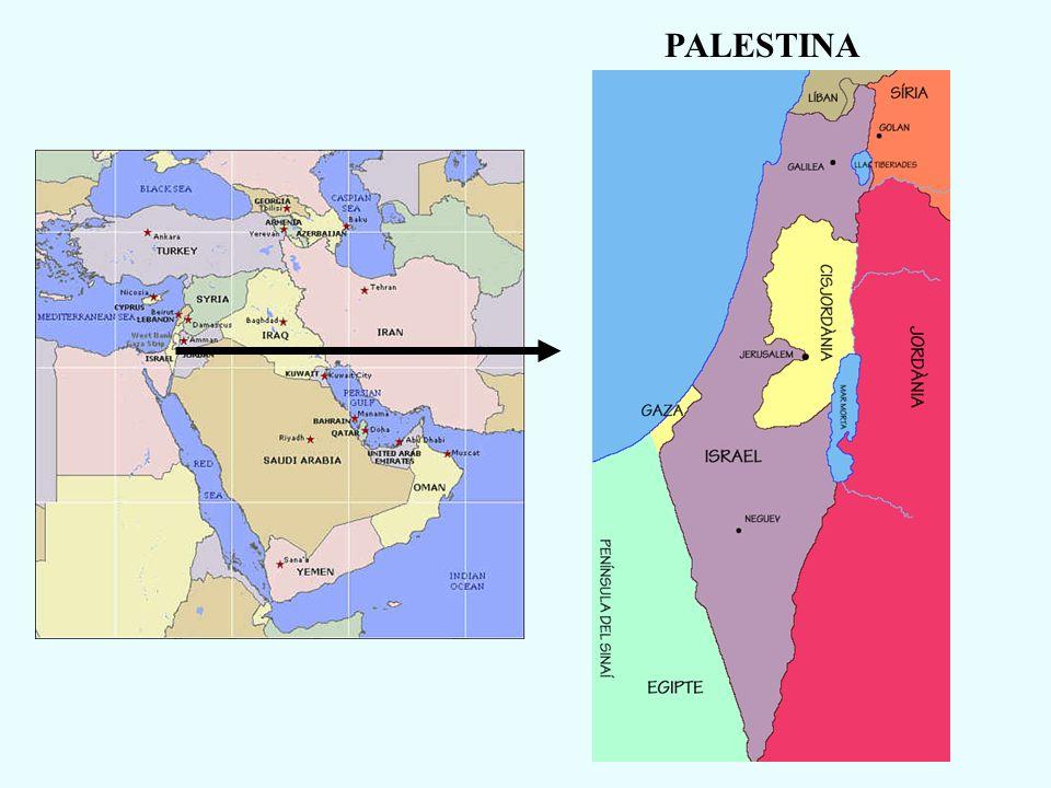 Invasão de cidades palestinas => repressão ao terrorismo – Guerra Contra o Terror