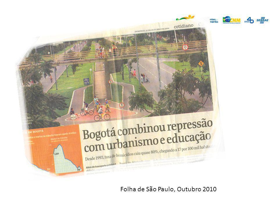 Folha de São Paulo, Outubro 2010