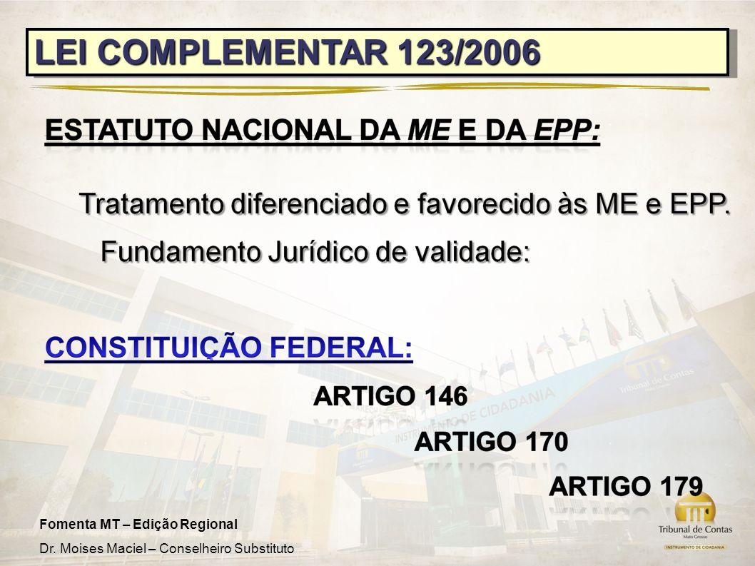 Fomenta MT – Edição Regional Dr.