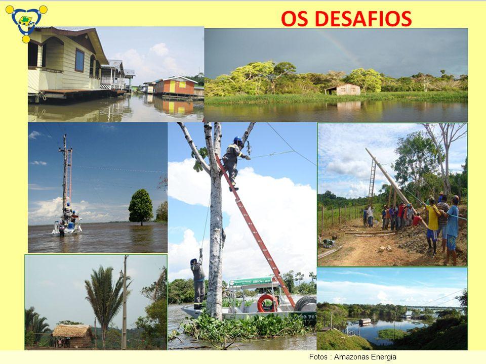 Fotos : Amazonas Energia
