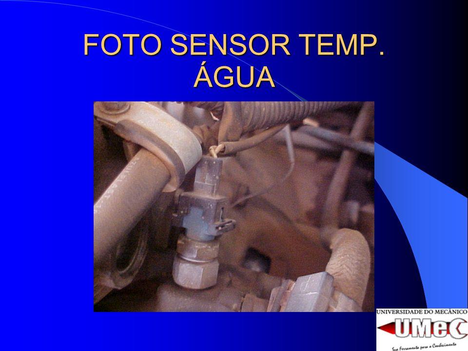 FOTO SENSOR TEMP. ÁGUA