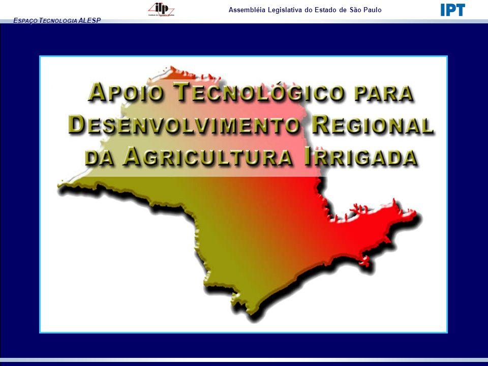 E SPAÇO T ECNOLOGIA ALESP Assembléia Legislativa do Estado de São Paulo