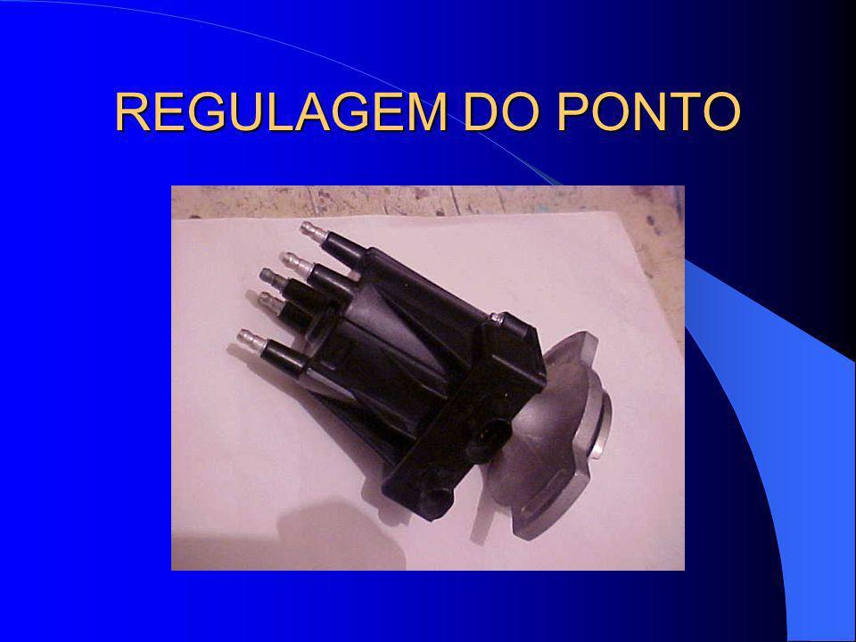 REGULAGEM DO PONTO